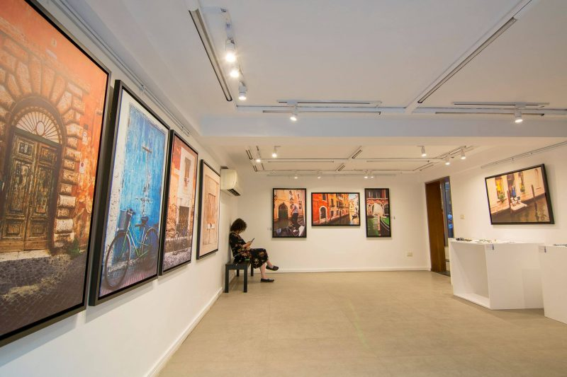 Gallery Art-Mazag 360° Tour